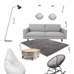 wishlist minimalista sala