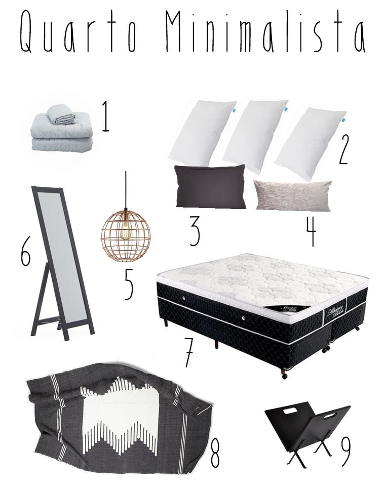 wishlist minimalista