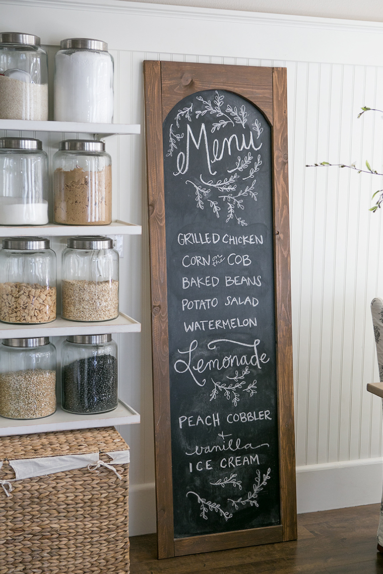 diy para organizar e decorar a cozinha 3