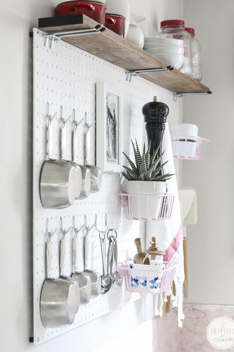 diy para organizar e decorar a cozinha 6