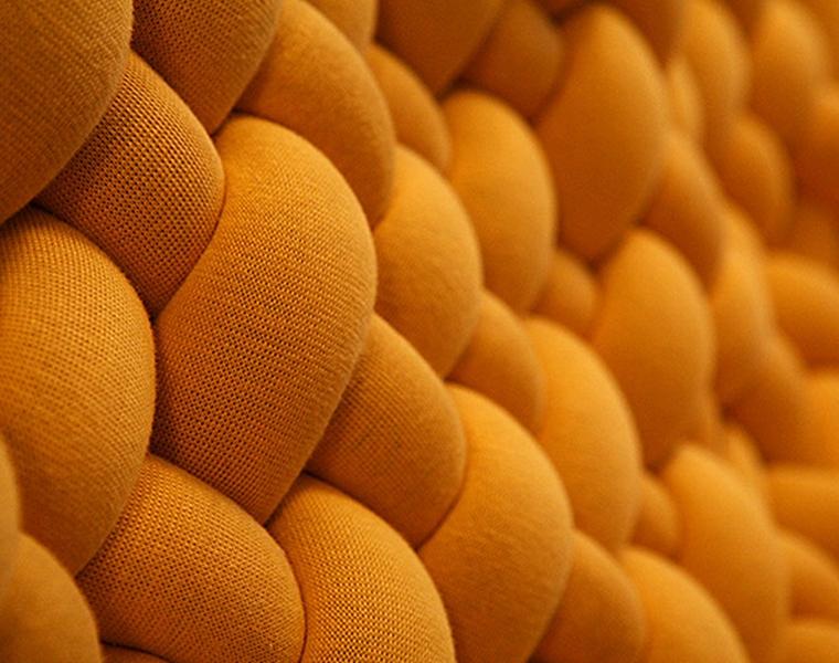 móvel de quinta - sofá de macramê 3
