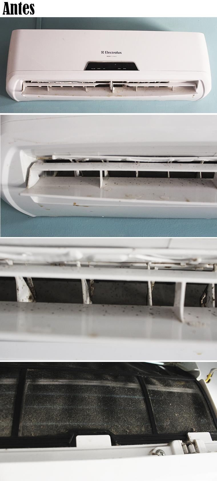 Como limpar ar condicionado a casa que aminha vo queria 1
