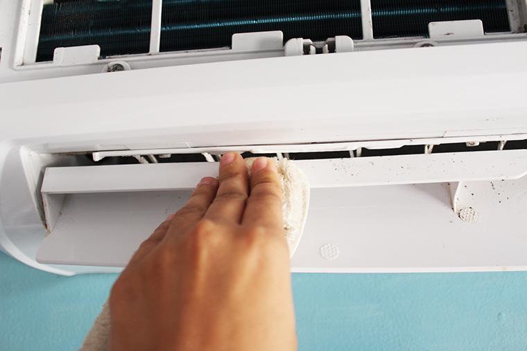 Como limpar ar condicionado a casa que aminha vo queria 4