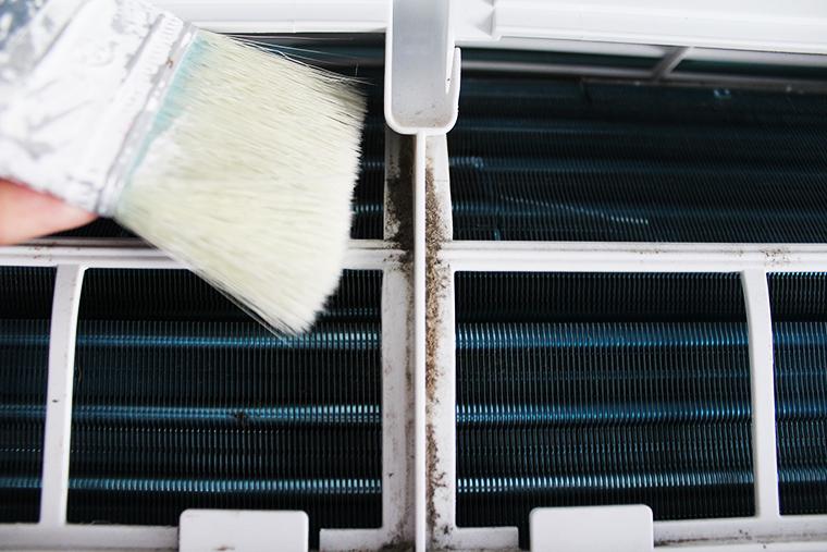 Como limpar ar condicionado a casa que aminha vo queria 6