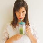 receita de suco verde