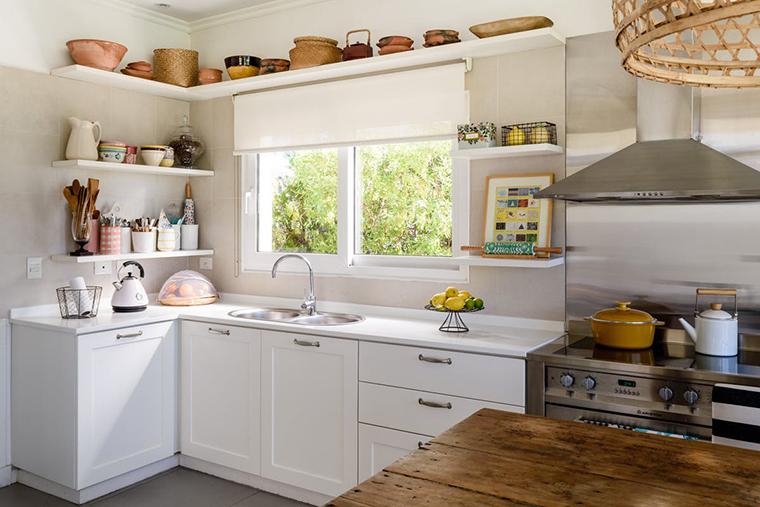 cozinha iluminada 4