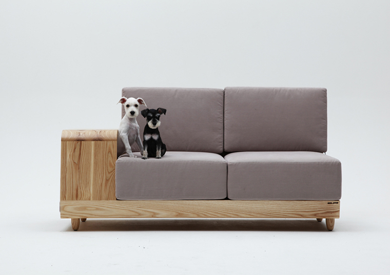 Móvel de quinta Dog House Sofa  (2)