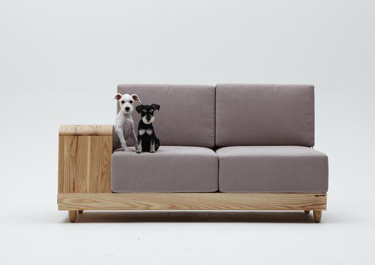Móvel de quinta Dog House Sofa  (2)