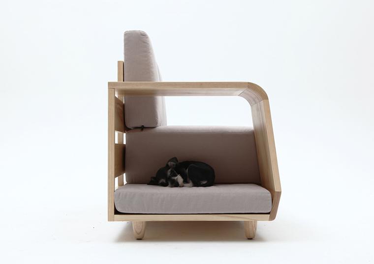 Móvel de quinta Dog House Sofa  (7)
