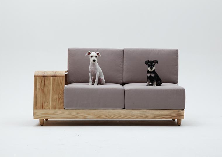 Móvel de quinta Dog House Sofa  (8)