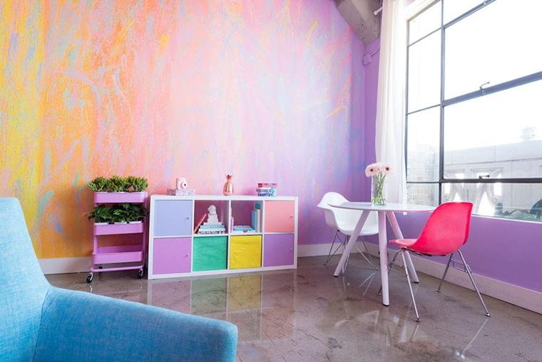apartamento colorido unicornio3