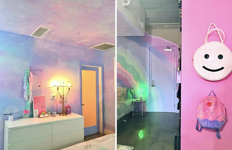 apartamento colorido unicornio7